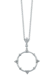 Constellation Circle Necklace