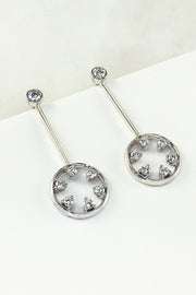 Starwheel Earrings