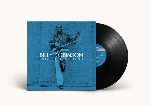 Billy Robinson-Evolution's Blend