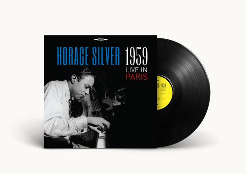 Horace Silver - Live in Paris 1959 (Coming soon)