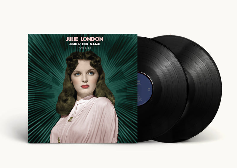 Julie London - Julie Is Her Name Volume 1 and 2