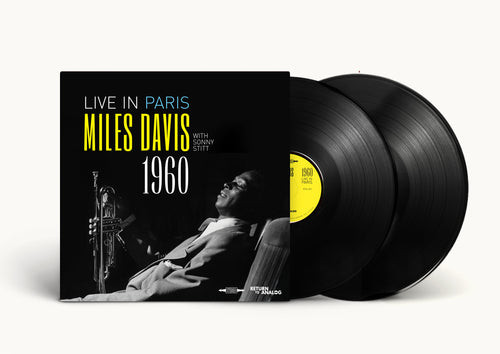 Miles Davis - Live In Paris 1960 (Coming soon)