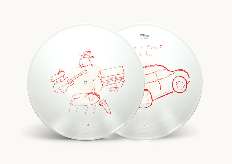 MEN I TRUST - Oncle Jazz (Double Picture Disc) (PRE-ORDER)