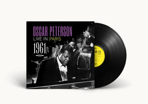 OSCAR PETERSON- Live In Paris 1961