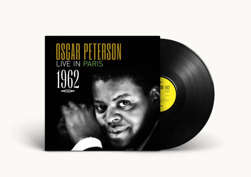 Oscar Peterson - Live In Paris 1962