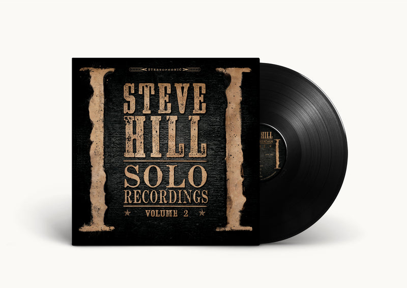Steve Hill Solo volume 2