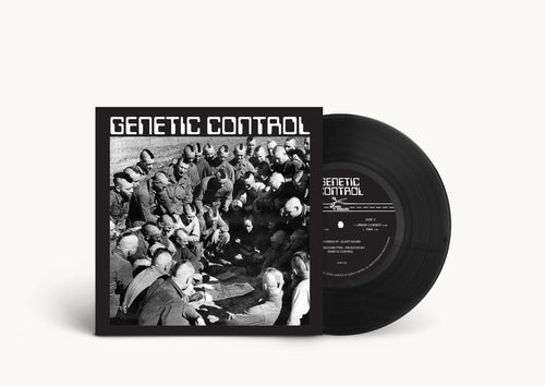 GENETIC CONTROL - First Impressions 7''( pre-order)
