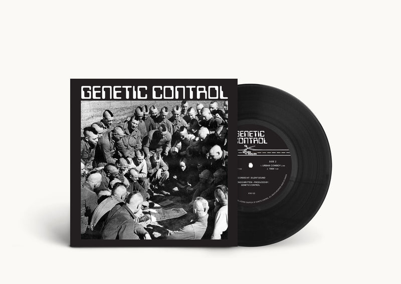 GENETIC CONTROL - First Impressions 7'' (RECORD STORE DAY)