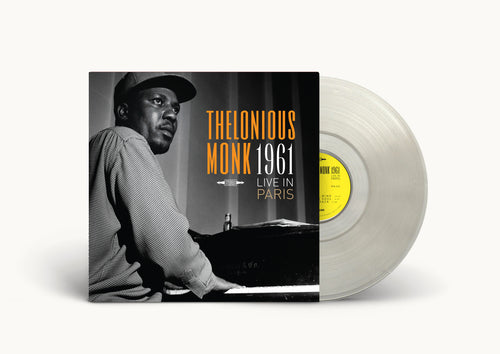 Thelonious Monk - Live in Paris 1961 (2nd pressing on clear vinyl)