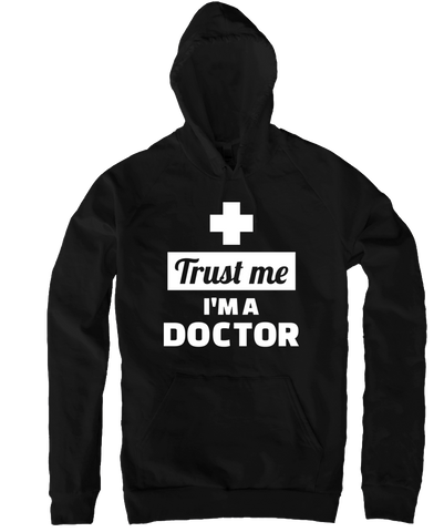 TRUST ME IM A DOCTOR COLLECTION - HOODY