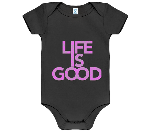 LIFE IS GOOD COLLECTION - ONESIES
