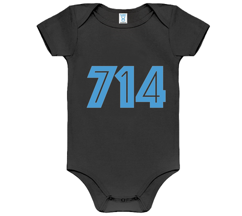 Area Code Reb Collection - Onesies