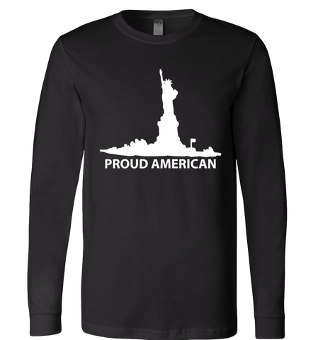 PICA - PROUD AMERICAN COLLECTION - LS THSIRT
