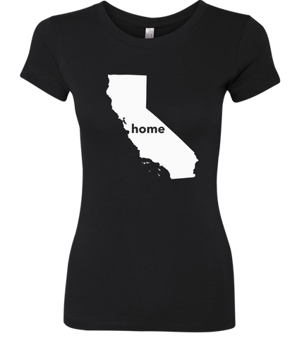 HOME COLLECTION CALIFORNIA STATE - TSHIRT