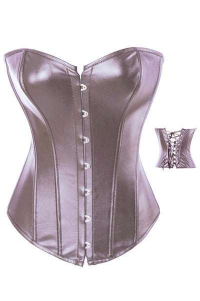 a656d8fd33e ... Lover Beauty Hot Sale Body Shaper Long Line Cheap Sexy Plus Size Black Leather  Corset Top ...