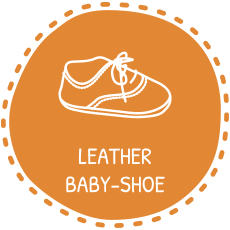 Leather baby-Shoe