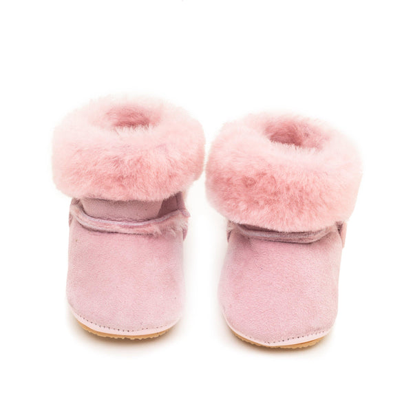 Amour Powdered Pink  | Boots Baby shoe