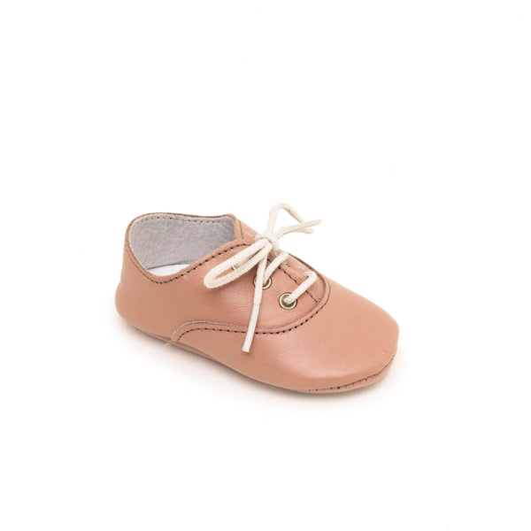 Richelieu Baby shoe & First step | Arthur Beige