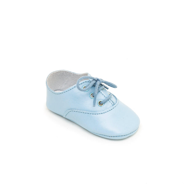 Richelieu Baby shoe & First step | Arthur Light blue