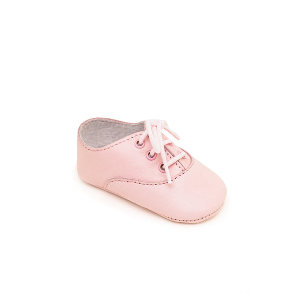 Richelieu Baby shoe & First step | Arthur Light pink