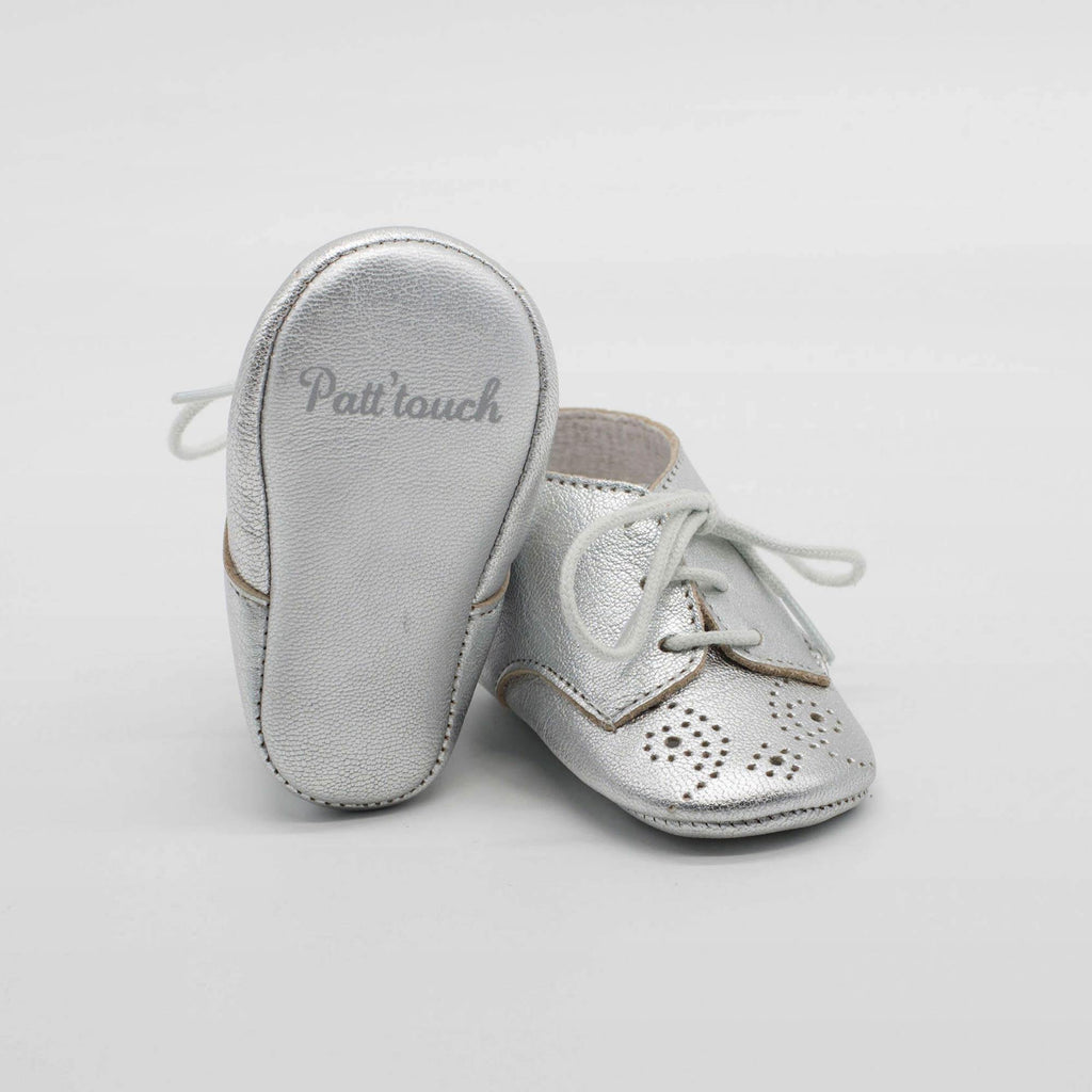 Agathe | Derby Baby shoe