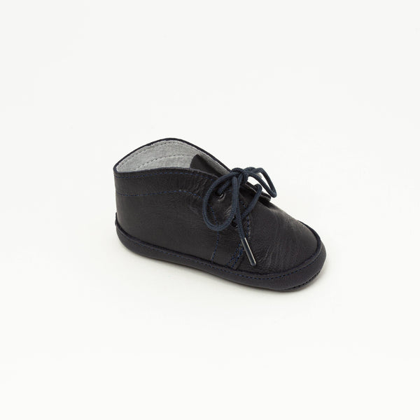Derby Baby shoe | Balthazar Blue