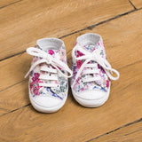 Sneaker Baby shoe & First step shoe | Alex Flower