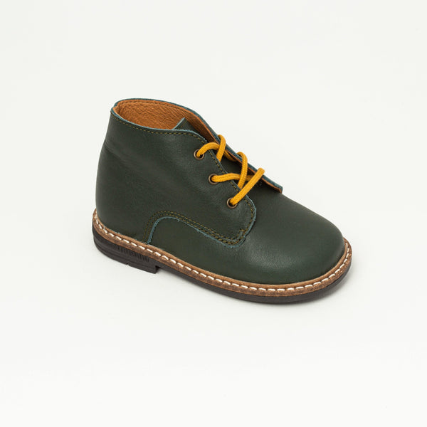 Derby Kid shoe | Clarence Green