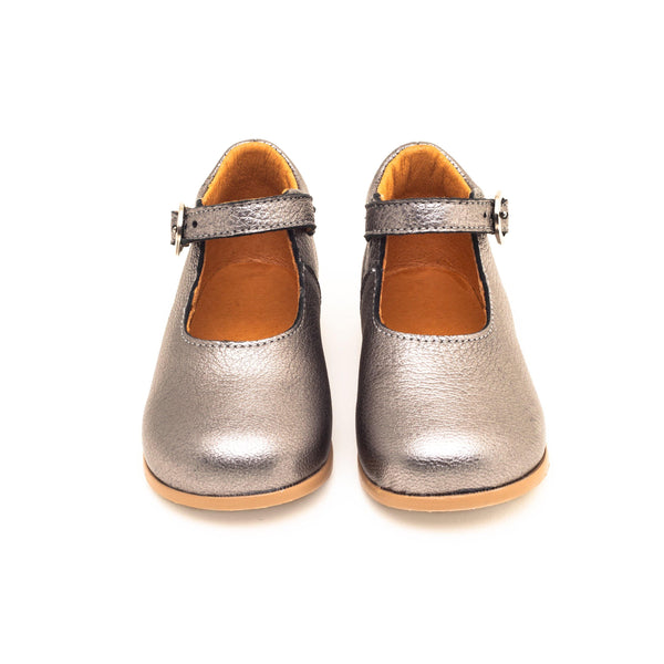 Daphné Silver | Girl shoe
