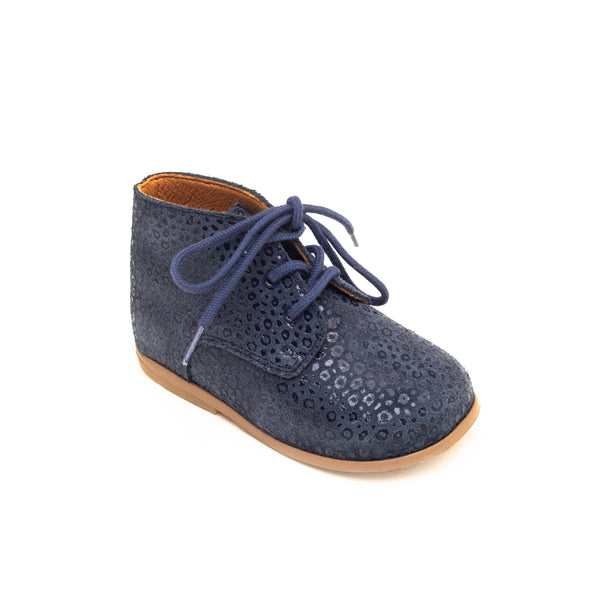 Désiré Leopard blue  | Kids shoe