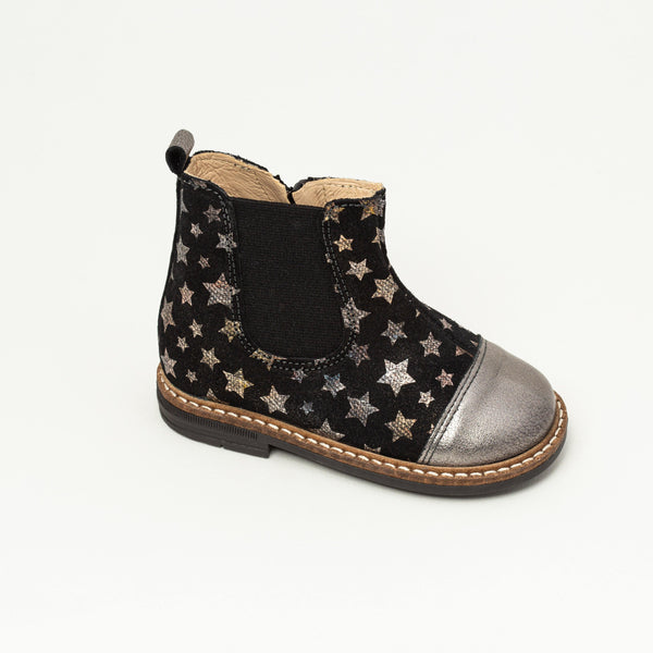 Boots Kid shoe | Daniel Black with stars
