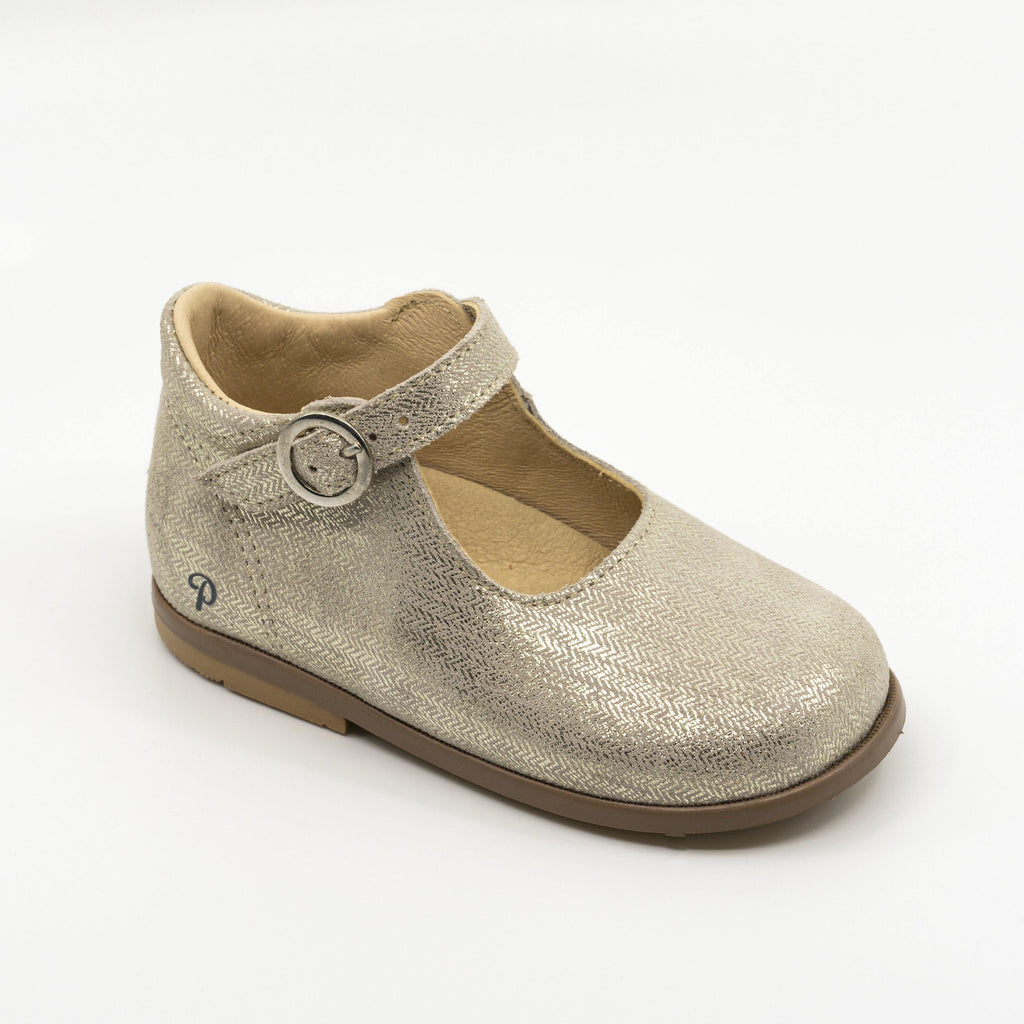 Mary Jane Kid shoe | Daphne Silver - Patt'touch English