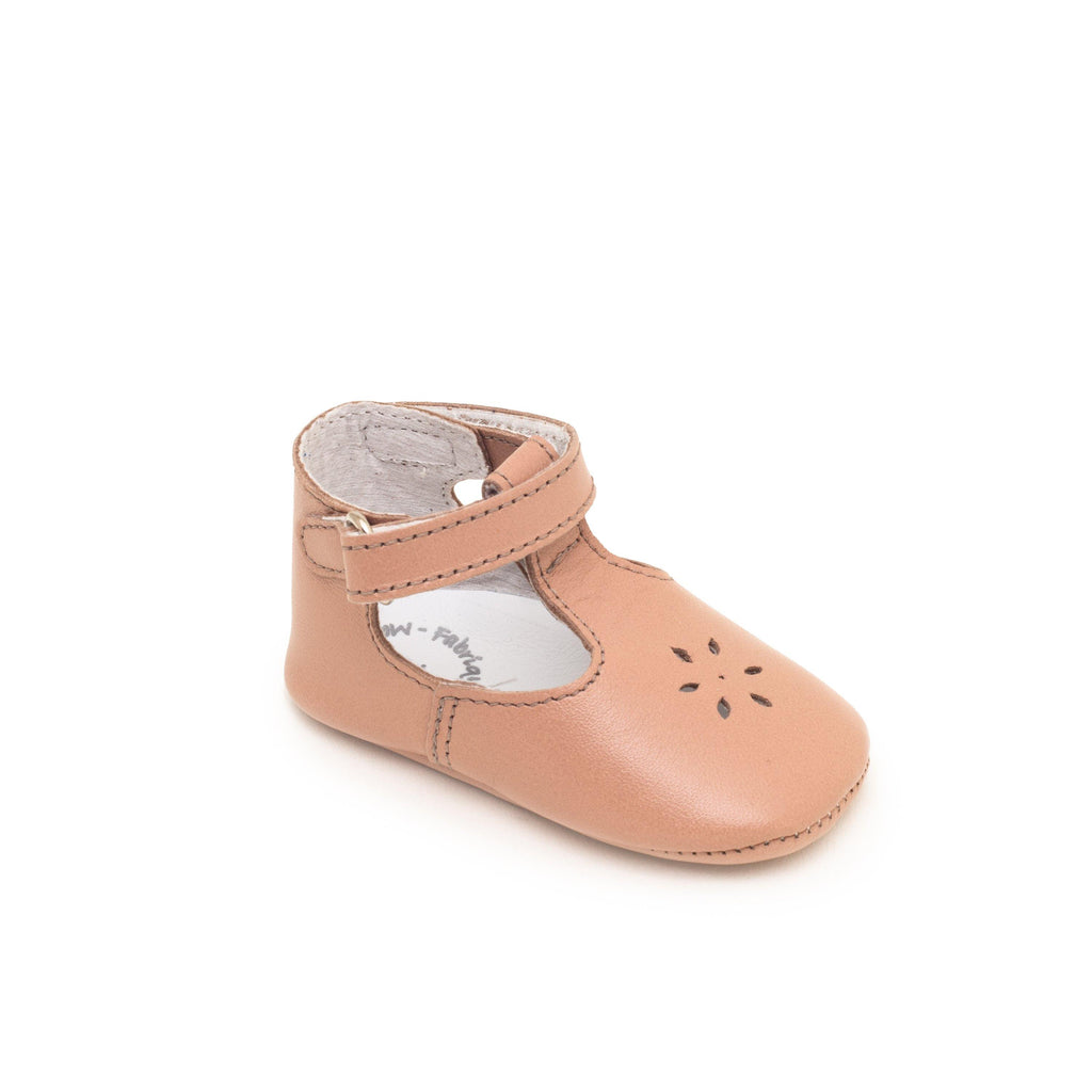 Salomé Baby shoe & First step shoe | Eden Beige