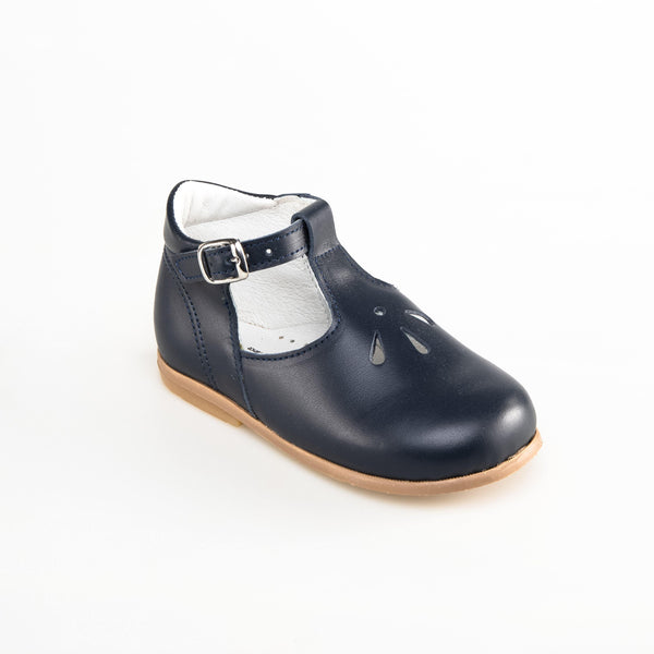 Salome Kid shoe | Deny Blue