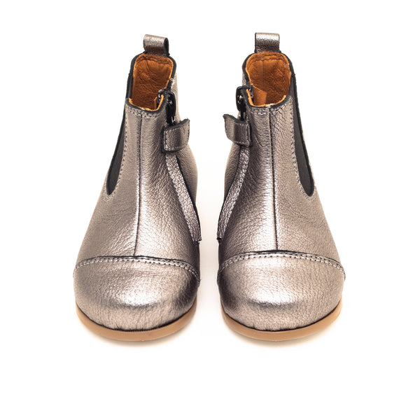Mahé silver | Kids shoe