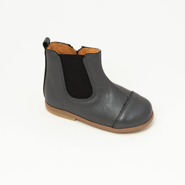 Boots Kid shoe | Mahe Grey