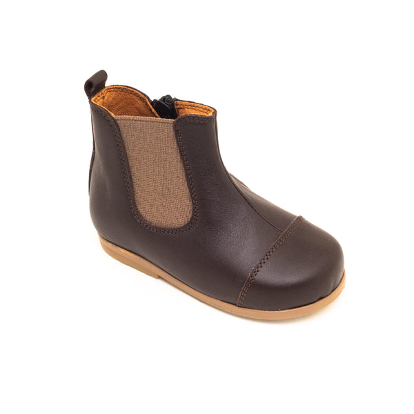 Boots Kid shoe | Mahe Brown