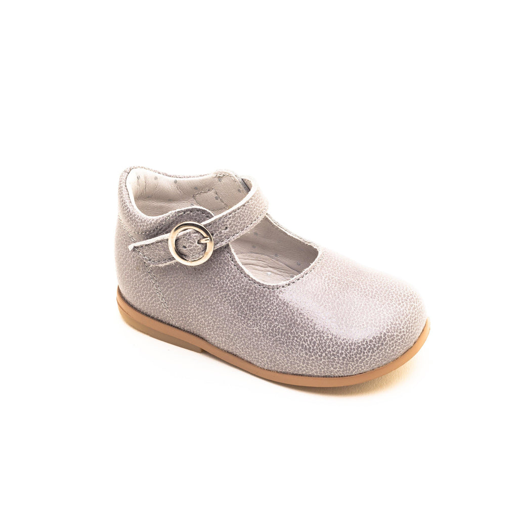 Girl Kid shoe | Daphné Tango Grey