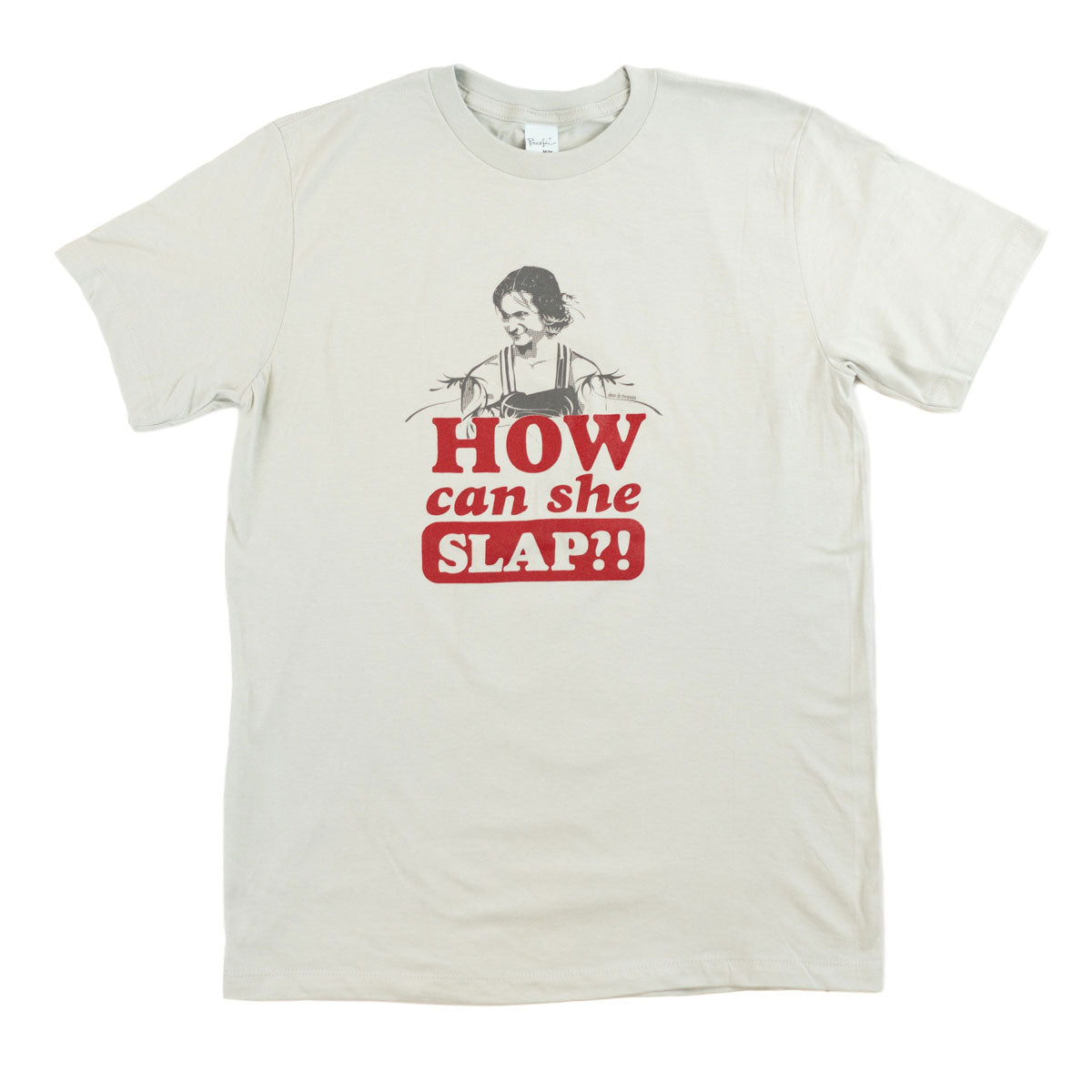 How Can She Slap T-shirt