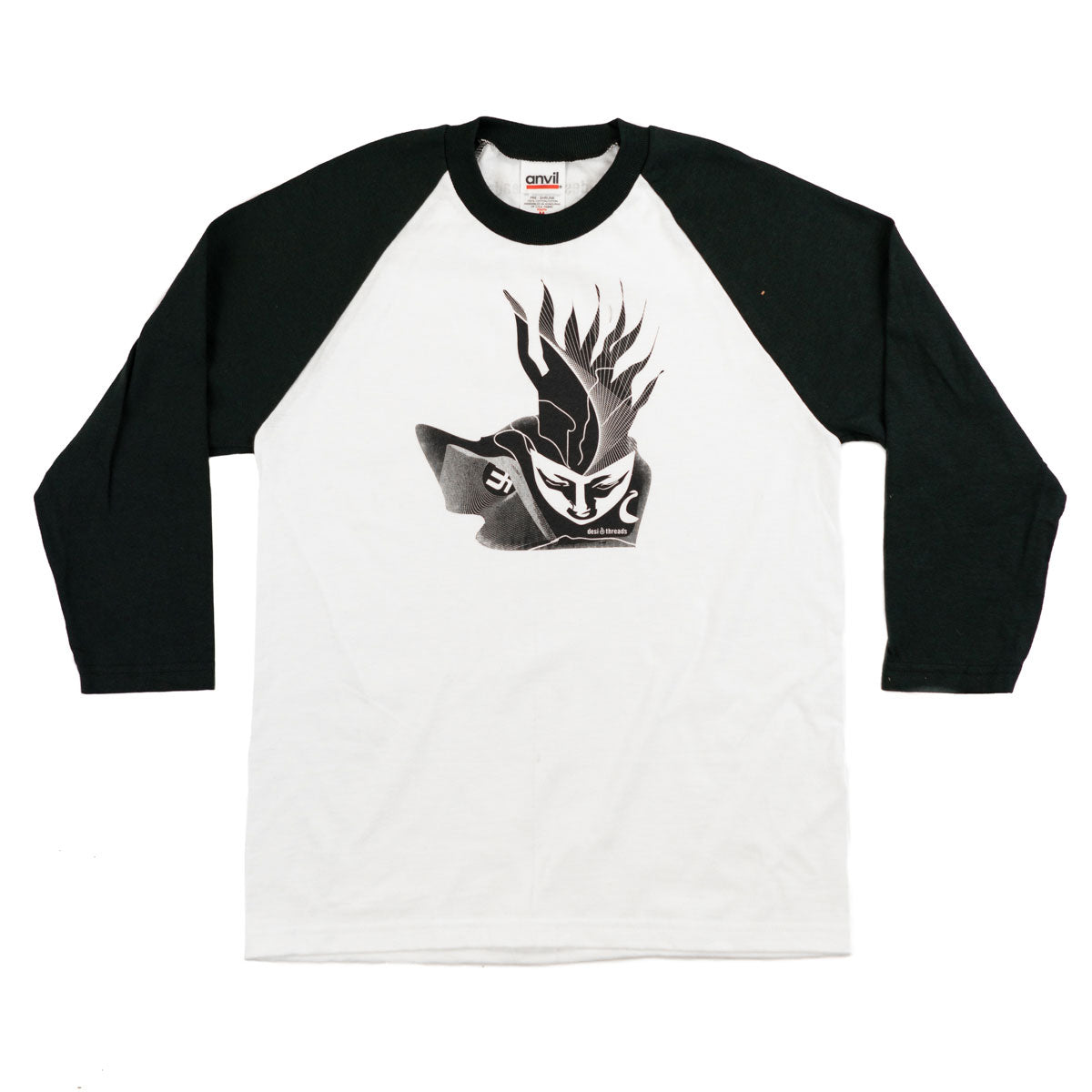 Nataraj Long Sleeve Baseball Raglan