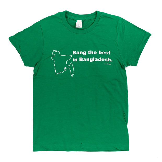 Bang the Best in Bangladesh Ladies Fitted