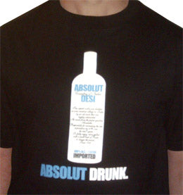 Absolute Desi Unisex T-shirt