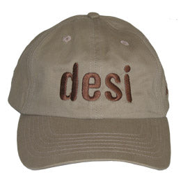 Desi Brushed Cotton Twill Hat