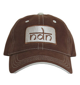 NDN Patch Contrast Stitch Hat