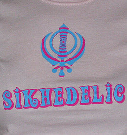 Sikhedelic Ladies Fitted Baby T