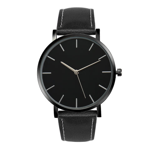Watch Women Men Watches Top Brand Luxury Famous Brand Leather Band Wrist Watches Quartz Wristwatches