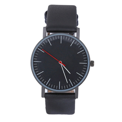 FREE 38mm Genuine Leather Watch