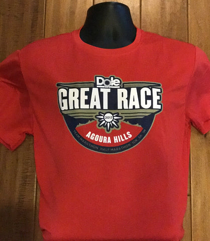 Great Race Running Shirt ('17) - Men's