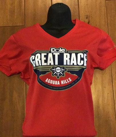 Great Race Running Shirt ('17) - Women's