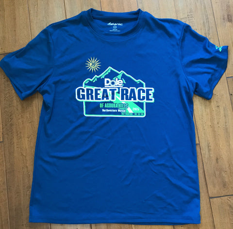 Great Race Running Shirt ('15) - Men's